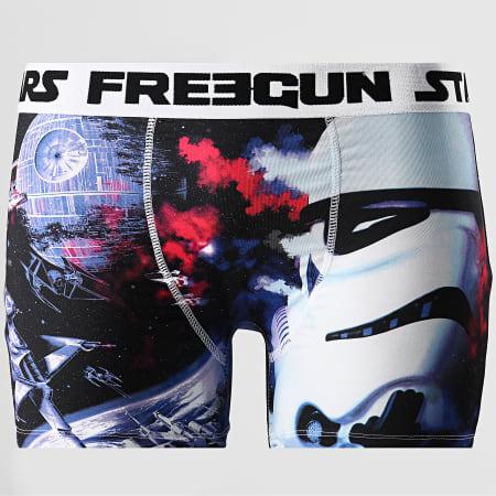 Freegun - Boxer Star Wars Empire Blanc