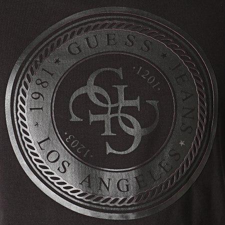 Guess - Sweat Capuche M94Q34-K7ON0 Noir