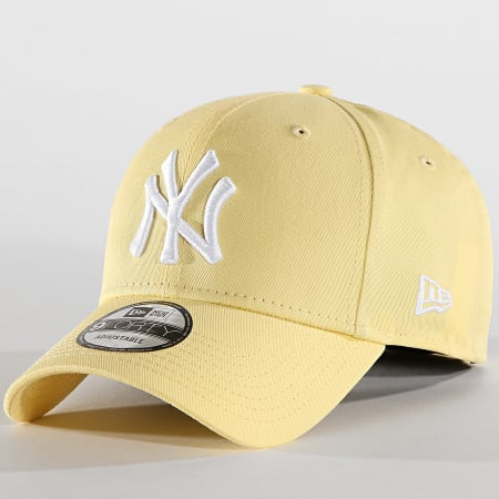 New Era - Casquette 9Forty League Essential New York Yankees Jaune