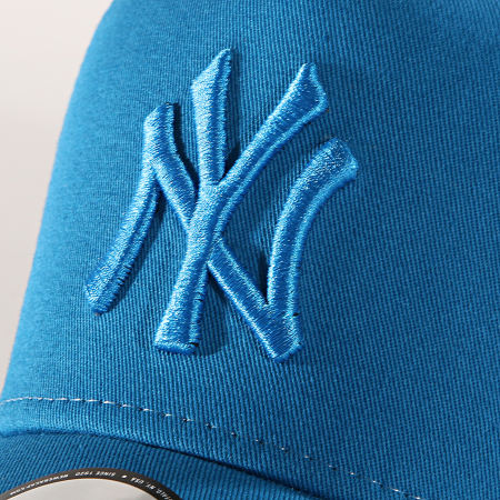 New Era - Casquette Trucker League Essential A-Frame 12040414 New York Yankees Bleu