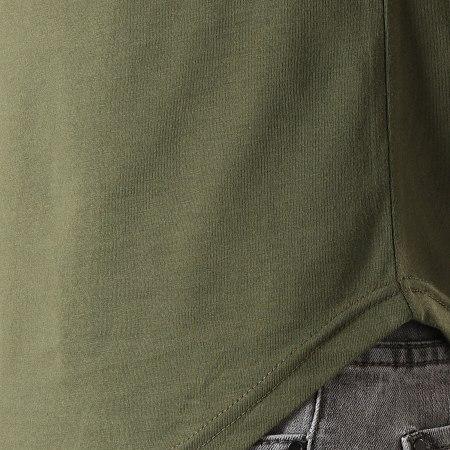 LBO - Tee Shirt Oversize 707 Vert Khaki