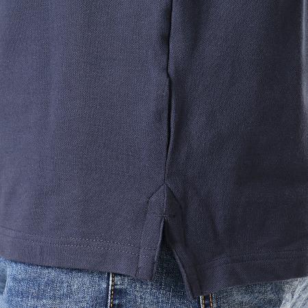 Tokyo Laundry - Polo Manches Courtes Marahau Bleu Marine