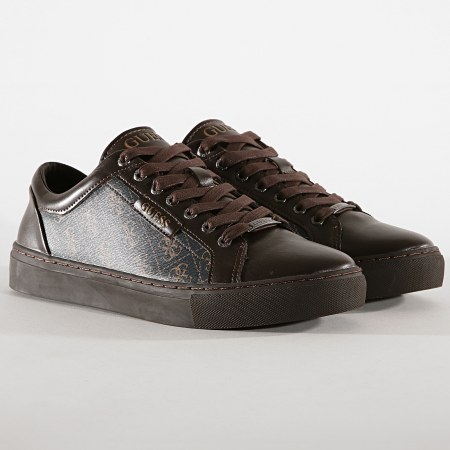 Guess - Baskets FM8LUIFAL12 Brown