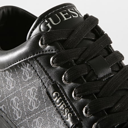 Guess - Baskets FM8LUIFAL12 Black Grey