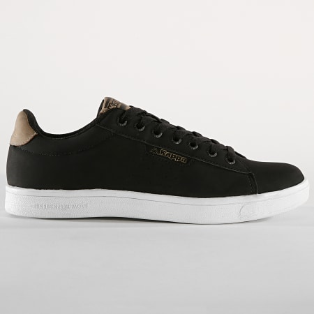 Kappa Baskets Tchouri 304SHN0 Black Grey Taupe
