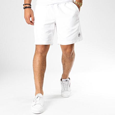 Sergio Tacchini - Short Jogging Rob 017 37383 Blanc