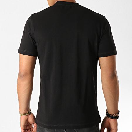 Sergio Tacchini - Tee Shirt Robin 017 37385 Noir Blanc