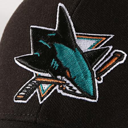 '47 Brand - Casquette San Jose Sharks MVP MVP22WBV Noir