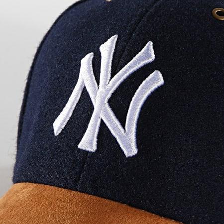 '47 Brand - Casquette New York Yankees Willowbrook MVP WLOBM17WMS Bleu Marine
