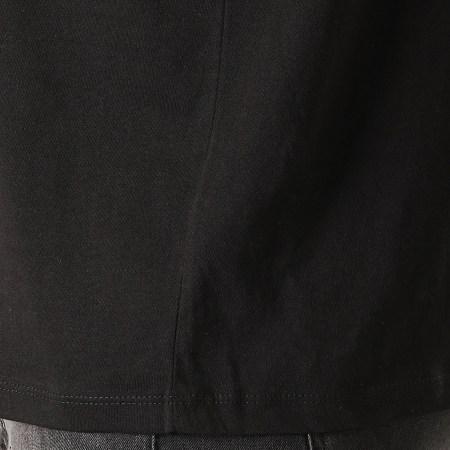 7 Binks - Tee Shirt Seven Noir Blanc