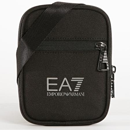 EA7 - Sacoche Train Mini Pouch 275872-CC803 Noir