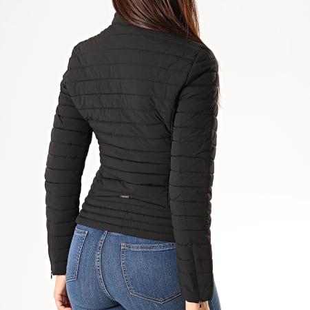 Guess - Veste Zippée Femme W94L0S-W6NW0 Noir