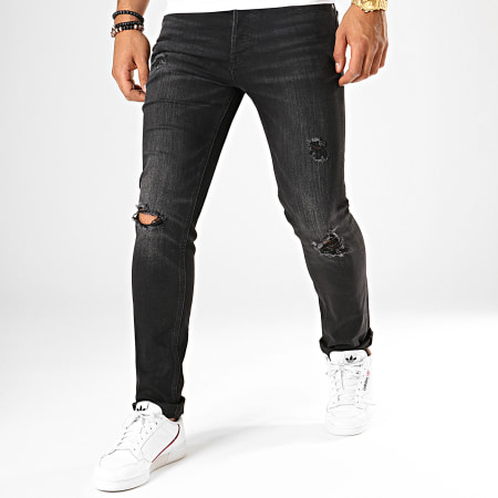 Jack And Jones - Jean Slim Tim Noir