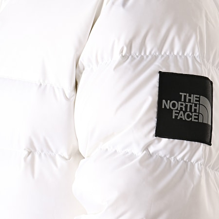 The North Face - Doudoune 1992 Nuptse Blanc