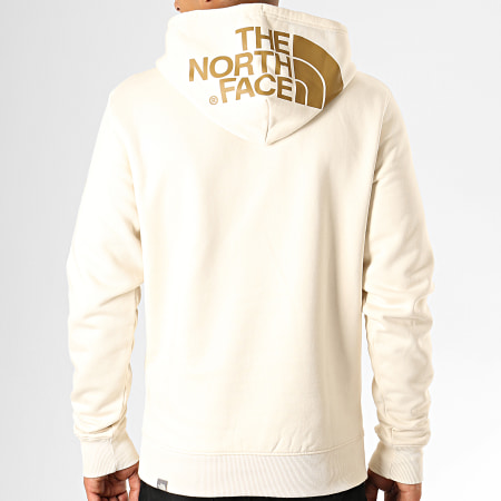 The North Face - Sweat Capuche Seasonal Drew Peak 2TUV Beige Marron