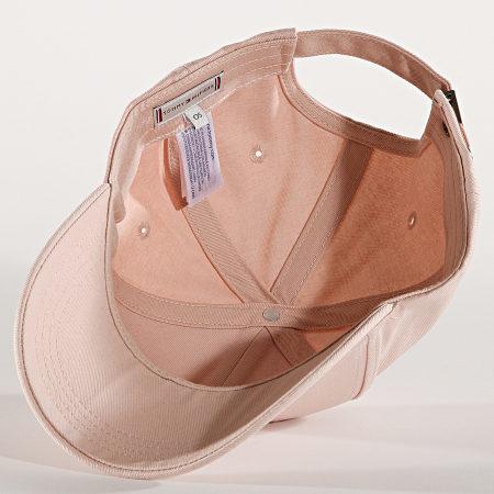 Tommy Hilfiger - Casquette Femme BB Cap 7189 Rose Pale