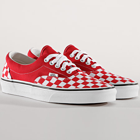 Vans Baskets Era A4BV4S4E1 Racing Red