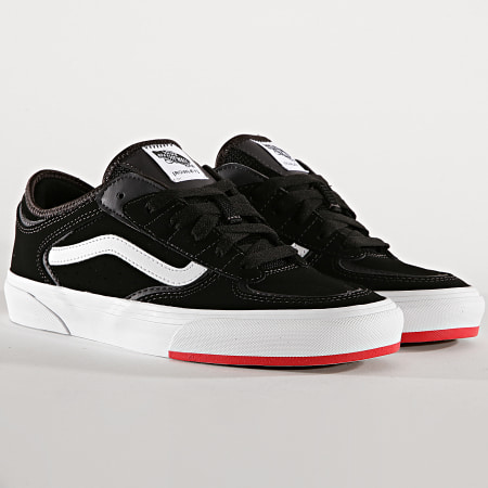 Vans - Baskets Rowley Classic A4BTTSK51 Black Red