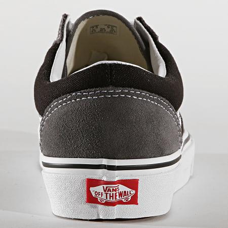 Vans - Baskets Style 36 A3DZ3XMP1 Vintage Suede Pewter Black