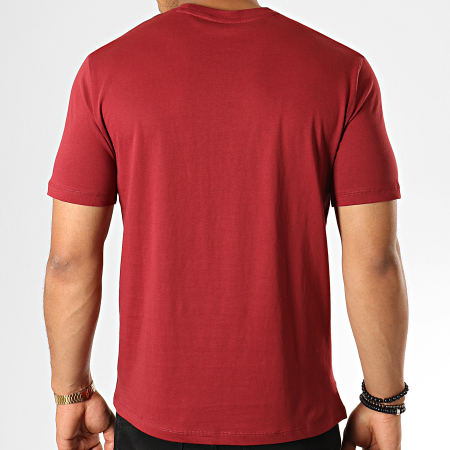 Armani Exchange - Tee Shirt 8NZTCJ-Z8H4Z Bordeaux