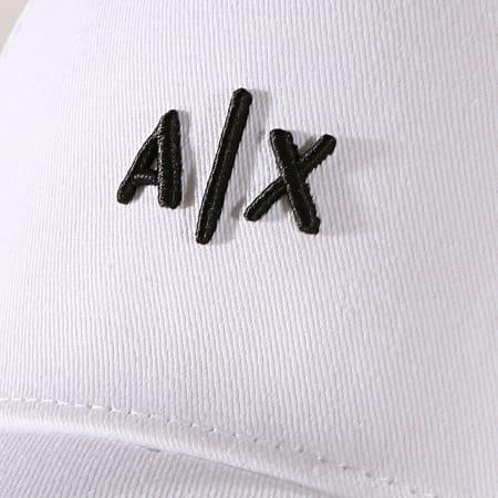 Armani Exchange - Casquette 954112-CC571 Blanc