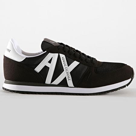 Armani Exchange - Baskets XUX017-XV028 Black White