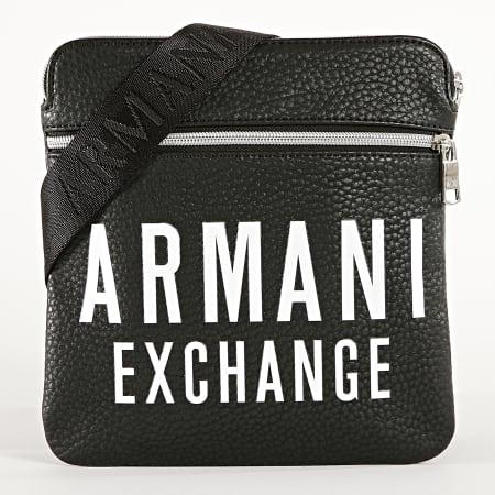Armani Exchange - Sacoche Messenger 952108-9A024 Noir