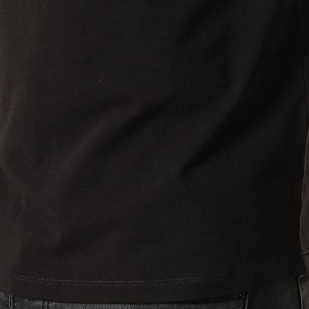 Armani Exchange - Polo Manches Courtes 8NZF70-Z8M9Z Noir