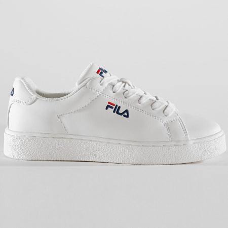 Fila Baskets Femme Upstage Low 1010327 White