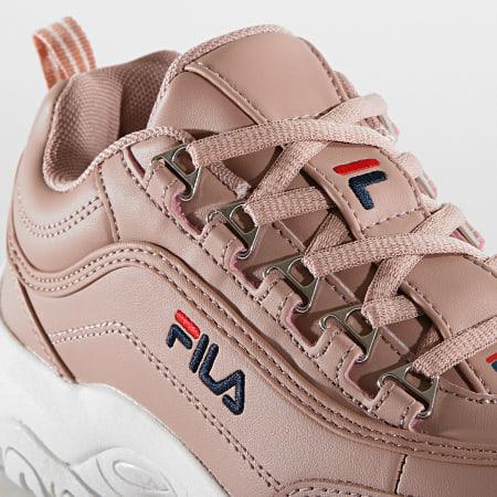 Fila Baskets Femme Strada Low 1010560 Rose Smoke