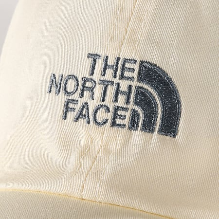 The North Face - Casquette The Norm 355W91T Beige