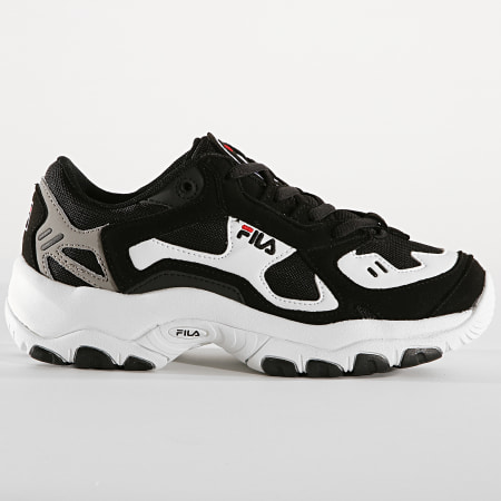Fila - Baskets Select Low 1010662 Black White