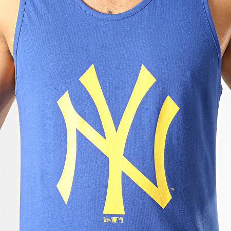 New Era - Débardeur Estl Primary Contrast New York Yankees 12149701 Bleu Roi