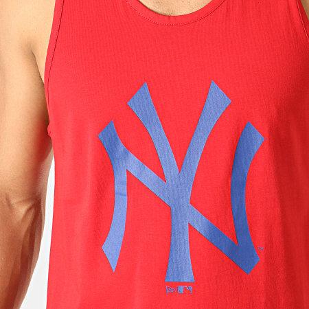 New Era - Débardeur Estl Primary Contrast New York Yankees 12149703 Rouge
