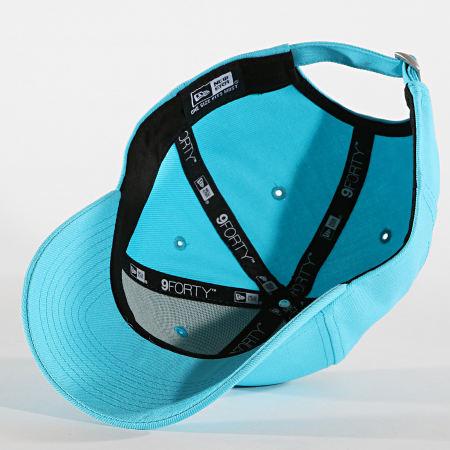 New Era - Casquette 9Forty Neon Basic 12150293 New York Yankees Bleu Clair