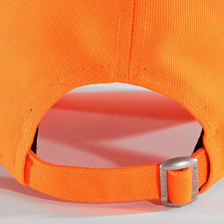 New Era - Casquette 9Forty Neon Basic 12150295 Los Angeles Dodgers Orange Fluo