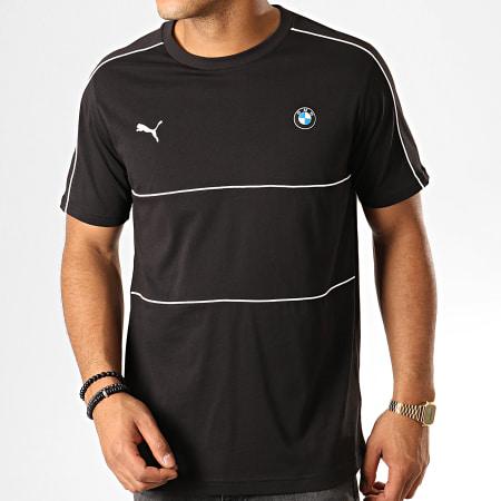 Puma - Tee Shirt BMW Motorsport T7 595188 Noir