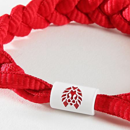 Rastaclat - Bracelet Fire Rouge