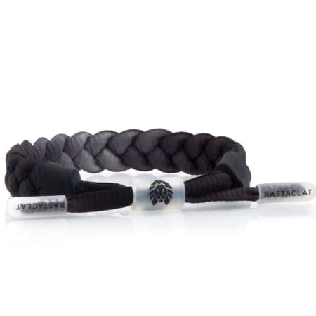 Rastaclat - Bracelet Equals Gris Noir Dégradé