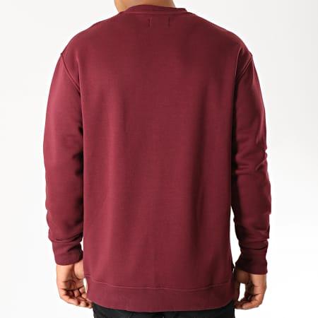 Tommy Hilfiger Jeans - Sweat Crewneck Classics 4469 Bordeaux