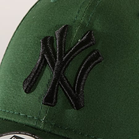 New Era - Casquette 9Forty League Essential 12040432 New York Yankees Vert Anglais