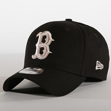 New Era - Casquette 9Forty League Essential 12040441 Boston Red Sox Noir