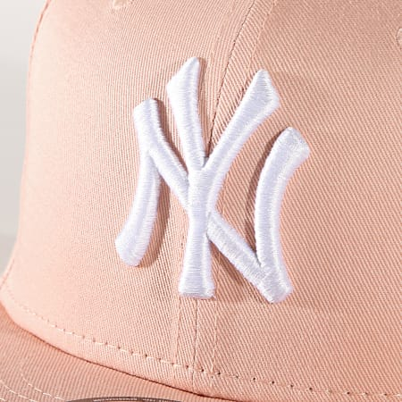 New Era - Casquette Snapback 9Fifty League Essential 12040443 New York Yankees Rose