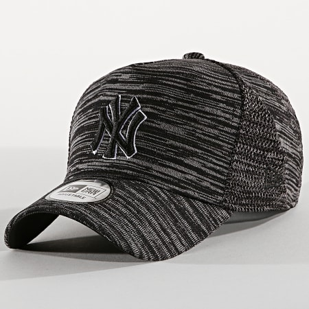 New Era - Casquette Engineered Fit 12040523 New York Yankees Gris Anthracite Chiné