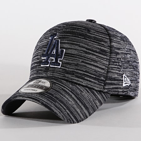 New Era - Casquette 9Forty Engineered Fit 12040527 Los Angeles Dodgers Bleu Marine Chiné