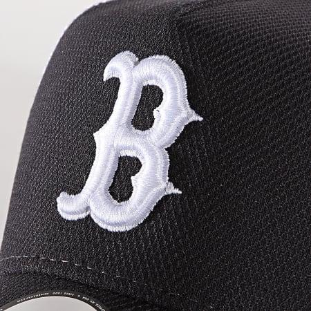 New Era - Casquette Trucker Diamond Era 12040559 Boston Red Sox Bleu Marine