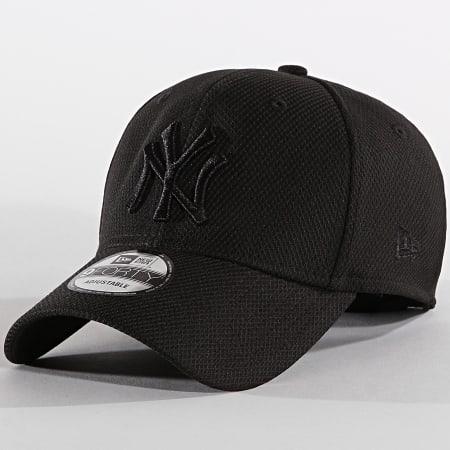 New Era - Casquette 9Forty Diamond Era 12040560 New York Yankees Noir