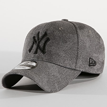 New Era - Casquette 9Forty Engineered Plus 12040598 New York Yankees Gris