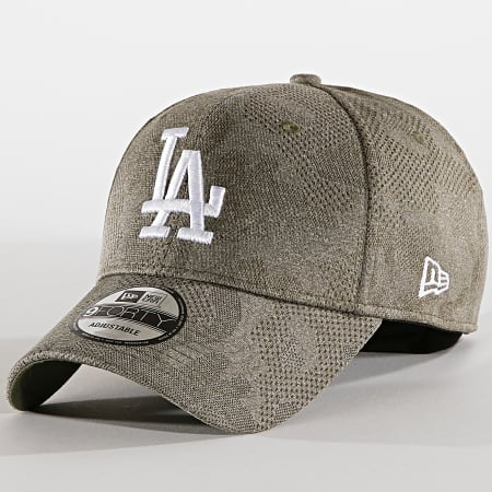 New Era - Casquette 9Forty Engineered Plus 12040599 Los Angeles Dodgers Gris