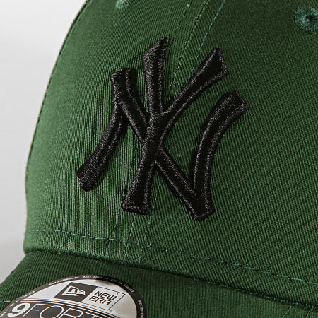 New Era - Casquette Enfant 9Forty League Essential 12119003 New York Yankees Vert Anglais